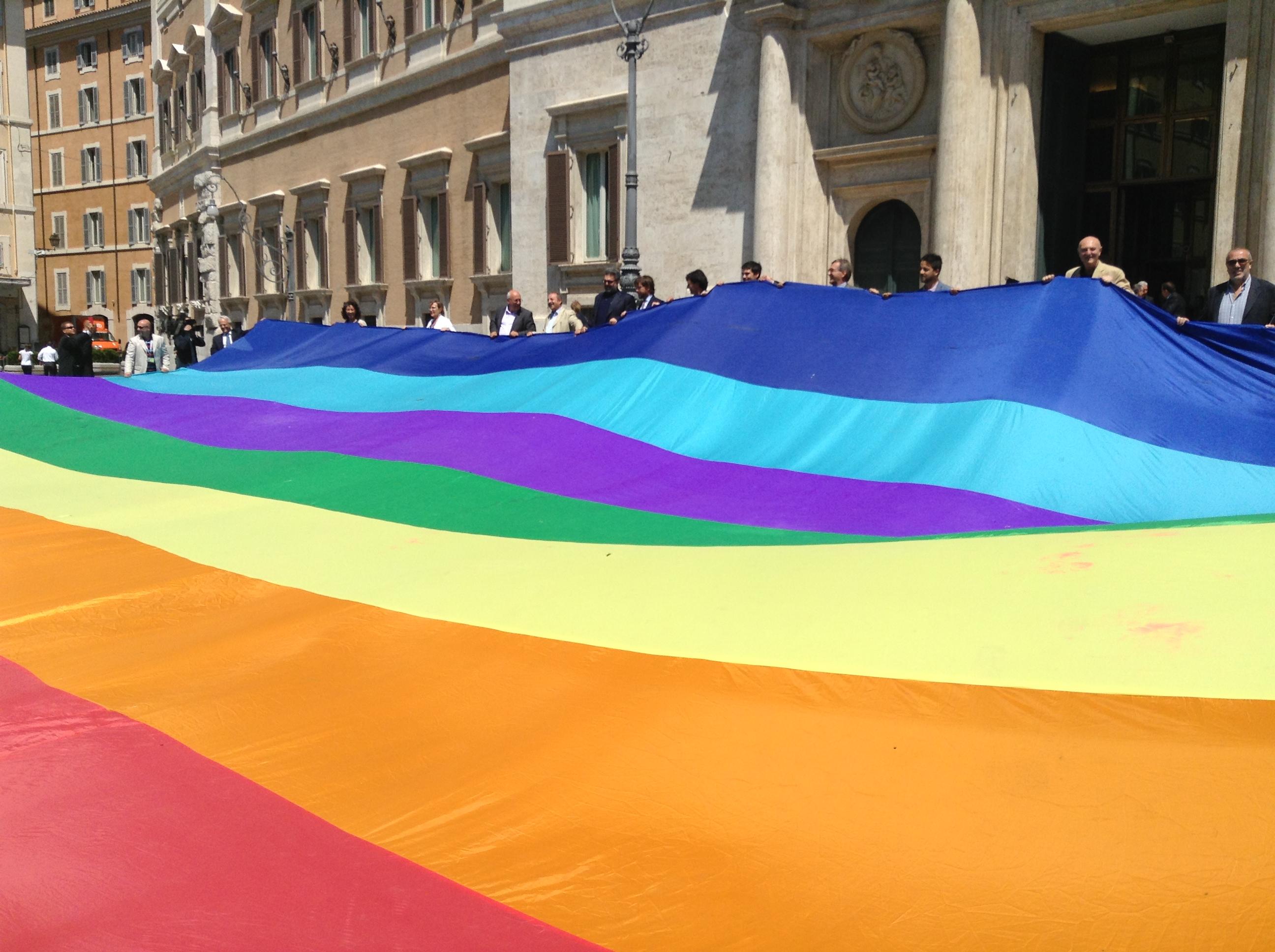 Pace a Montecitorio